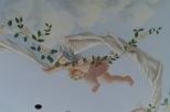 Plafond détail Ange